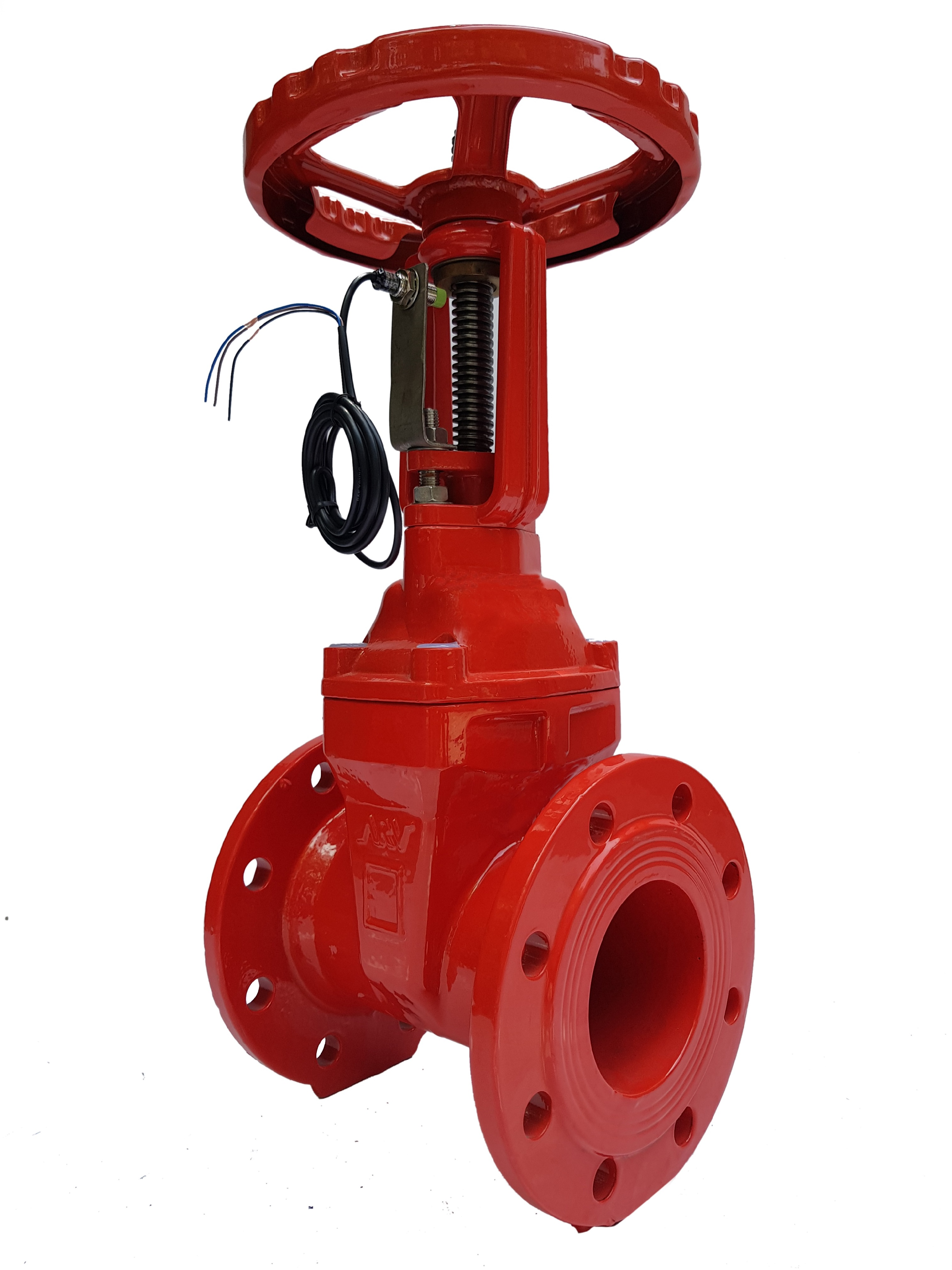 OS&Y GATE VALVE WITH SIGNAL