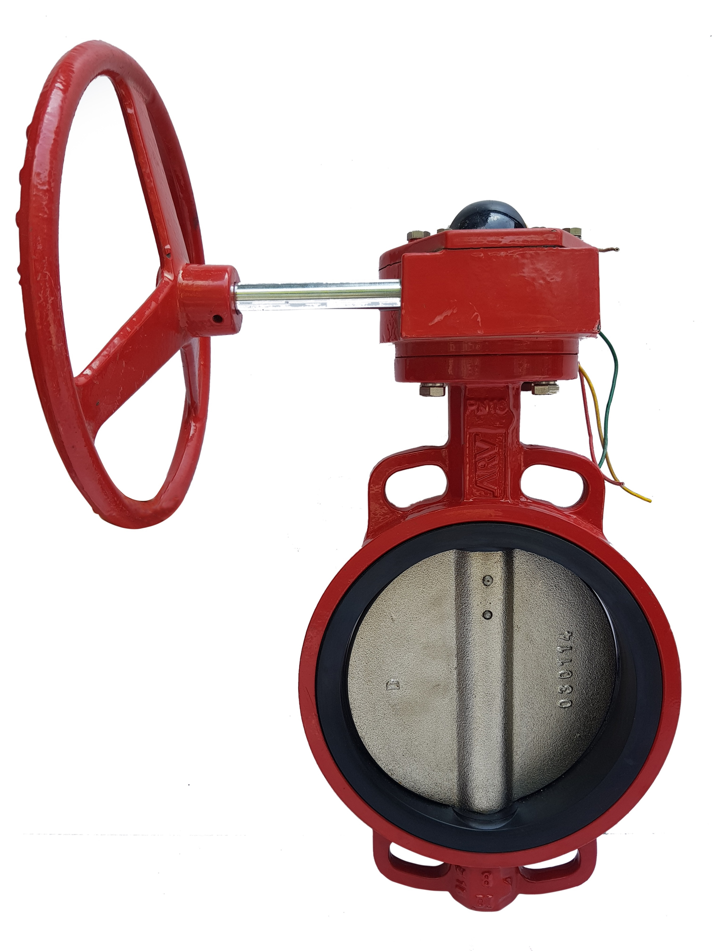 WAFER BUTTERFLY VALVE TYPE - SIGNAL